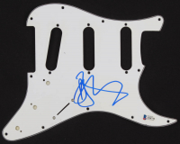 Dave Gahan Signed Electric Guitar Pick Guard (Beckett COA) at PristineAuction.com