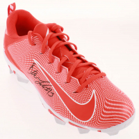 Drew Lock Signed Nike Vapor Speed Football Cleat (Beckett COA) at PristineAuction.com