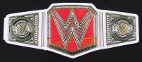 Charlotte Flair Signed WWE Women's Champion Wrestling Belt (Pro Player Hologram) at PristineAuction.com