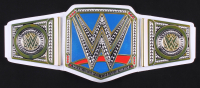 Charlotte Flair Signed WWE Women's Champion Wrestling Belt (Pro Player Hologram) at PristineAuction.com