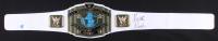 Razor Ramon Signed WWE Intercontinental World Heavyweight Wrestling Championship Belt (Pro Player Hologram) at PristineAuction.com