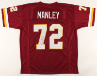 Dexter Manley Signed Jersey (Beckett COA) at PristineAuction.com