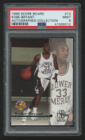 Kobe Bryant 1996-97 Score Board Autographed Collection #13 (PSA 9) at PristineAuction.com