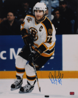 Ray Bourque Signed Bruins 16x20 Photo (YSMS COA) at PristineAuction.com