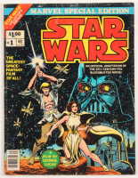 "1977 ""Marvel Special Edition: Star Wars"" Issue #1 Comic Book at PristineAuction.com"