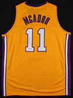 Bob McAdoo Signed Jersey (PSA COA) at PristineAuction.com