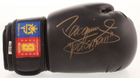 """Manny Pacquiao Signed MP8 Boxing Glove Inscribed """"Pacman"""" (Pacquiao COA) at PristineAuction.com"""