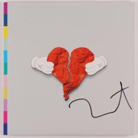 "Kanye West Signed ""808s & HeartBreak"" Vinyl Record Album (JSA ALOA) at PristineAuction.com"