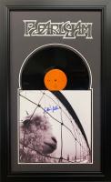 "Eddie Vedder Signed ""Vs."" 19.5x31.5 Custom Framed Vinyl Record Display (JSA Hologram) at PristineAuction.com"