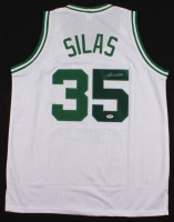 Paul Silas Signed Jersey (PSA COA) at PristineAuction.com