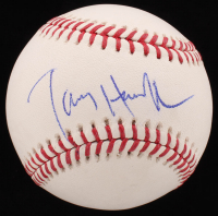 Tony Hawk Signed OML Baseball (PSA Hologram) at PristineAuction.com