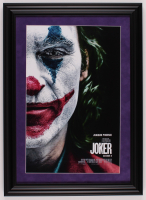 """Joker"" 15.5x21.5 Custom Framed Poster Print Display at PristineAuction.com"
