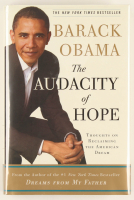 """Barack Obama Signed """"The Audacity of Hope"""" Hardcover Book Inscribed """"All the Best!"""" (JSA LOA) at PristineAuction.com"""