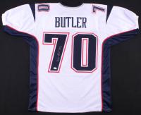 Adam Butler Signed Jersey (JSA COA) at PristineAuction.com