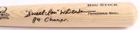 """Sweet Lou"" Whitaker Signed Rawlings Adirondack Pro Big Stick Baseball Bat Inscribed ""84 Champs"" (JSA COA) at PristineAuction.com"