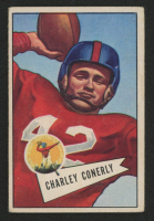 Charley Conerly 1952 Bowman Small #63 at PristineAuction.com
