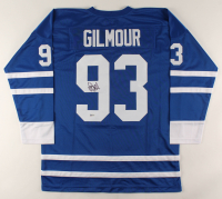 Doug Gilmour Signed Jersey (Beckett COA) at PristineAuction.com
