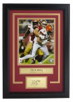 Nick Bosa 49ers 14.5x20.5 Custom Framed Photo Display at PristineAuction.com