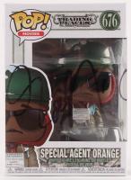 "Eddie Murphy Signed ""Trading Places"" Special Agent Orange #676 Funko Pop! Vinyl Figure (PSA Hologram) at PristineAuction.com"