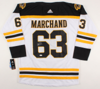 Brad Marchand Signed Bruins Jersey (JSA COA) at PristineAuction.com