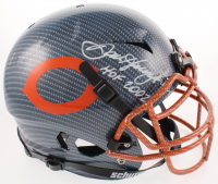 "Dan Hampton Signed Bears Full-Size Authentic On-Field Hydro-Dipped Vengeance Helmet with Hall of Fame Logo Inscribed ""HOF 2002""  (Beckett COA) at PristineAuction.com"