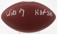 "Willie Roaf Signed NFL Football Inscribed ""HOF 2012"" (Schwartz COA) at PristineAuction.com"