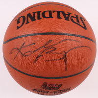 Kobe Bryant Signed Official 2001 NBA Finals Game Ball Basketball (PSA COA) at PristineAuction.com