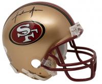 Frank Gore Signed 49ers Mini Helmet (JSA COA) at PristineAuction.com