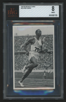 1936 Jesse Owens Reemstma Olympia #32 (BVG 8) at PristineAuction.com