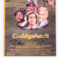 "Michael O'Keefe & Cindy Morgan Signed ""Caddyshack"" 11x17 Movie Photo Inscribed ""Yori"" & ""Noonan"" (Schwartz COA) at PristineAuction.com"