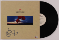 "Dave Gahan Signed Depeche Mode ""Music for the Masses"" Vinyl Record Cover (Beckett Hologram) at PristineAuction.com"