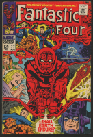 "1968 ""Fantastic Four"" Issue #77 Marvel Comic Book at PristineAuction.com"