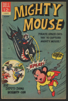 "1966 ""Mighty Mouse"" Issue #169 Dell Comic Book at PristineAuction.com"
