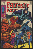 """1969 """"Fantastic Four"""" Issue #82 Marvel Comic Book at PristineAuction.com"""
