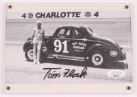 Tim Flock Signed 5x7 Photo (JSA COA) at PristineAuction.com