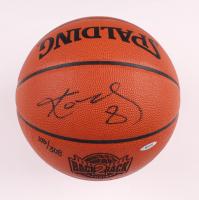 Kobe Bryant Signed LE NBA Basketball (PSA LOA & UDA Hologram) at PristineAuction.com
