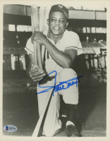 Willie Mays Signed Giants 8x10 Photo (Beckett COA) at PristineAuction.com
