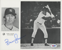 Bobby Murcer Signed Yankees 8x10 Photo (PSA COA) at PristineAuction.com