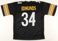 Terrell Edmunds Signed Jersey (Beckett COA) at PristineAuction.com