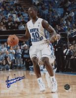 Harrison Barnes Signed North Carolina Tar Heels 8x10 Photo (Legends COA) at PristineAuction.com