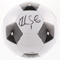 Hope Solo Signed Soccer Ball (Schwartz Sports COA) at PristineAuction.com