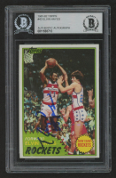 Elvin Hayes Signed 1981 - 82 Topps #42 (BGS Encapsulated) at PristineAuction.com