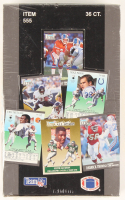 1991 Fleer Ultra Football Unopened Hobby Box of (36) Packs at PristineAuction.com
