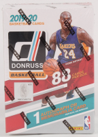 2019-20 Panini Donruss Basketball Box with (11) Packs at PristineAuction.com
