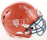 Dan Hampton Signed Bears Full-Size Authentic On-Field Hydro-Dipped Helmet (Beckett COA) at PristineAuction.com