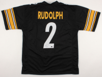 Mason Rudolph Signed Jersey (Leaf COA) at PristineAuction.com