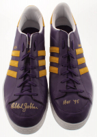 Kareem Abdul-Jabbar Signed Pair of (2) Adidas Shoes (JSA Hologram) at PristineAuction.com