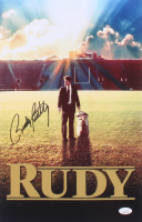"Rudy Ruettiger Signed ""Rudy"" 11x17 Photo (JSA COA) at PristineAuction.com"