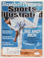 CC Sabathia Signed 2013 Sports Illustrated Magazine (JSA COA) at PristineAuction.com