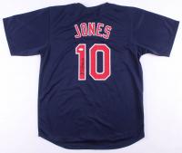 Nolan Jones Signed Jersey (JSA COA) at PristineAuction.com